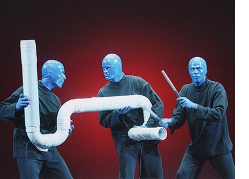 LAS VEGAS-Blue Man-03