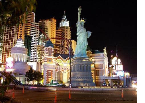 Las Vegas-New York