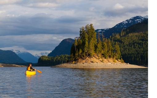 Strathcona Park Lodge, Vancouver Island, British Columbia